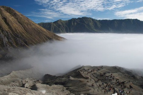 Photo: Magical Mt Bromo, Java
